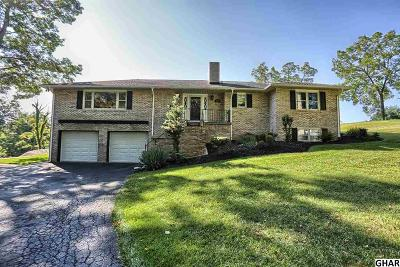 Harrisburg Single Family Home For Sale: 4537 Custer Terrace
