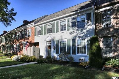 Mechanicsburg Single Family Home For Sale: 6 Kensington Square