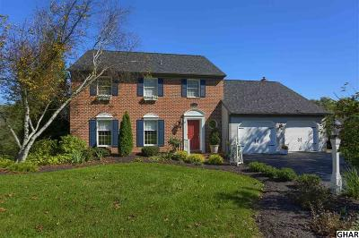 Camp Hill Single Family Home For Sale: 1027 Country Club Rd.