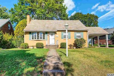 Harrisburg Single Family Home For Sale: 4510 North Road