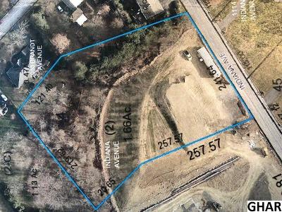 Lemoyne Residential Lots & Land For Sale: Lot 2 Indiana Ave