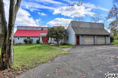 New Bloomfield Single Family Home For Sale: 3228 Cold Storage Road