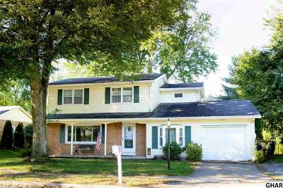 Mechanicsburg Single Family Home For Sale: 435 Sioux Drive