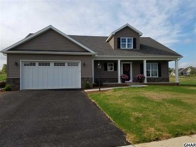 Mechanicsburg Single Family Home For Sale: Trindle Station Lot 78