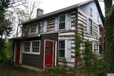 Duncannon Single Family Home For Sale: 1627 Newport Road