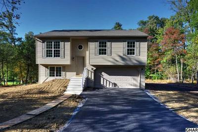 Harrisburg Single Family Home For Sale: 7720 E Appalachian Trl