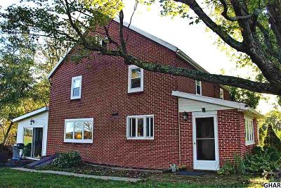 Halifax Single Family Home For Sale: 2001d Armstrong Valley