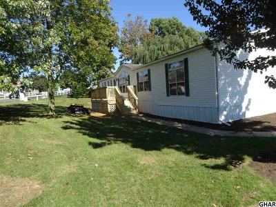 Shippensburg Single Family Home For Sale: 120 Rustic Drive
