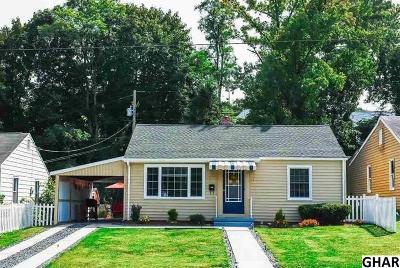 Harrisburg Single Family Home For Sale: 2039 Briggs Street
