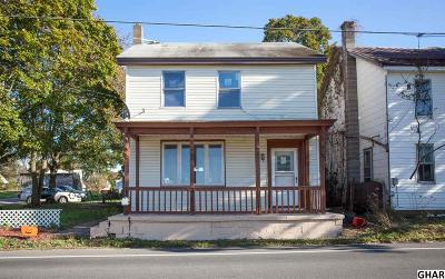 Halifax Single Family Home For Sale: 1819 Armstrong Valley Road