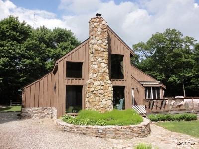 Single Family Home For Sale: 126 Oak Street