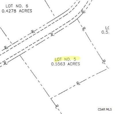 Residential Lots & Land For Sale: Glade View Drive #5