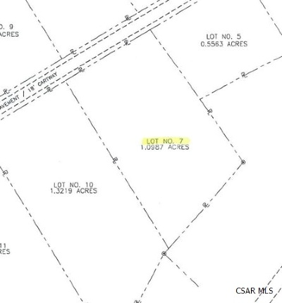 Residential Lots & Land For Sale: Glade View Drive #7