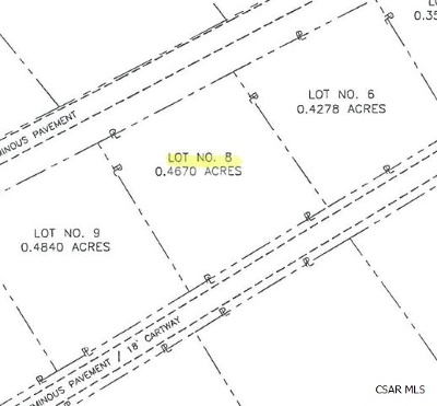 Residential Lots & Land For Sale: Glade View Drive #8