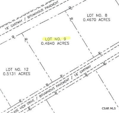 Residential Lots & Land For Sale: Glade View Drive #9