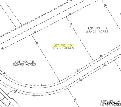 Residential Lots & Land For Sale: Glade View Drive #15