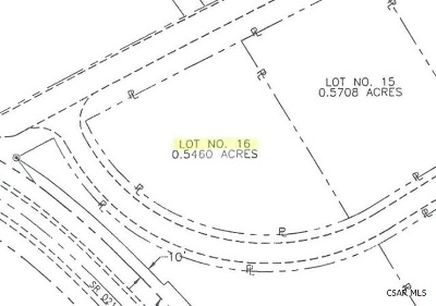 Residential Lots & Land For Sale: Glade View Drive #16