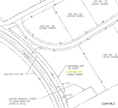 Residential Lots & Land For Sale: Glade View Drive #17