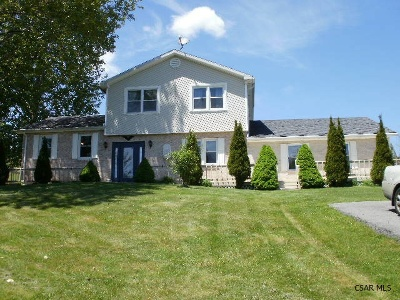 Single Family Home For Sale: 1144 Huckleberry Highway