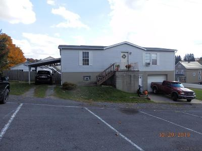 Single Family Home For Sale: 161 Plank Rd