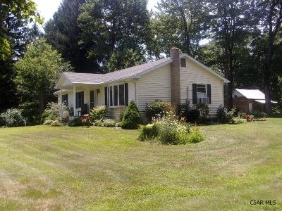 Single Family Home For Sale: 3393 Ridge Rd
