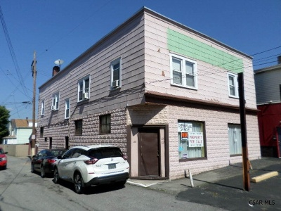 Commercial For Sale: R 80-82 Fairfield Avenue