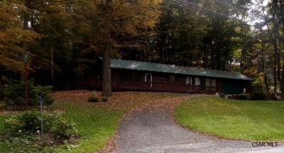 Single Family Home For Sale: 403 S. Shore Trail