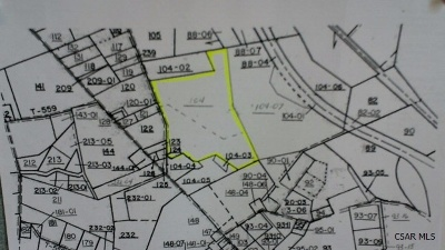 somerset Residential Lots & Land For Sale: Husband Rd