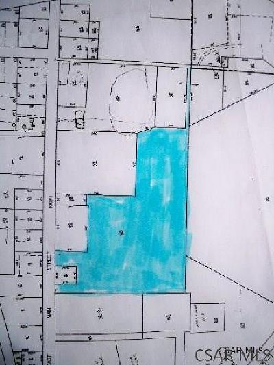 somerset Residential Lots & Land For Sale: E Main St.