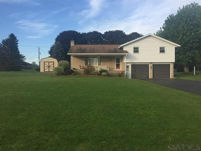 Single Family Home For Sale: 1432 Shaw Mines Rd