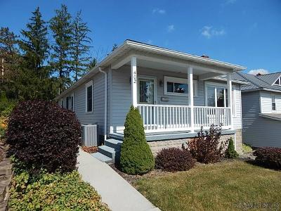 Single Family Home For Sale: 402 W Catherine Street