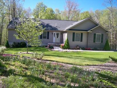 Single Family Home For Sale: 128 Timber Lane
