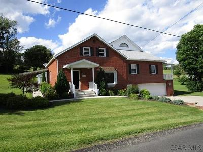 Single Family Home For Sale: 518 Beam Church Road