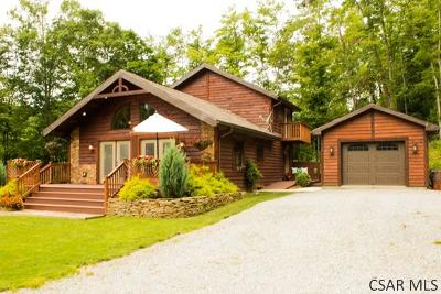 Single Family Home For Sale: 896 Pioneer Road