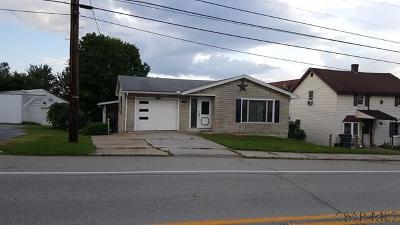 Single Family Home For Sale: 1525 W Pitt Street