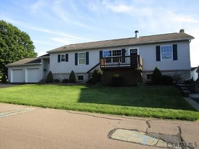 Berlin PA Single Family Home For Sale: $169,900