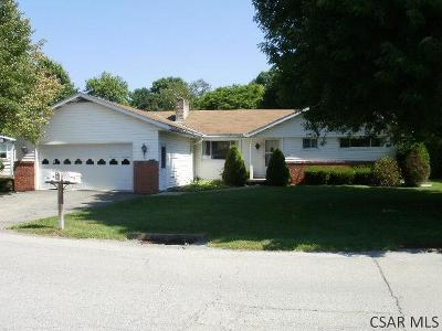 Somerset  Single Family Home For Sale: 856 W Garrett Street