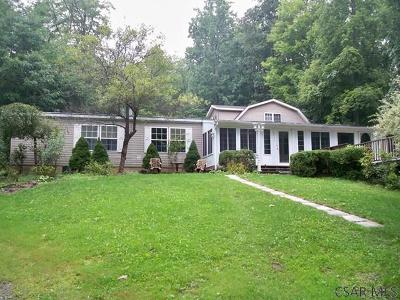 Somerset  Single Family Home For Sale: 1483 Glades Pike