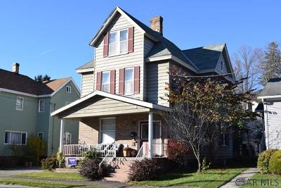 Single Family Home For Sale: 541 Main Street
