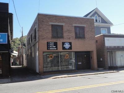 Commercial For Sale: 525 Franklin Street