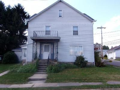 Single Family Home For Sale: 421 Vine St