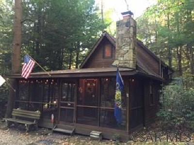 Single Family Home For Sale: 176 Mt Laurel Road