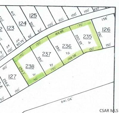 Residential Lots & Land For Sale: Peninsula Dr.