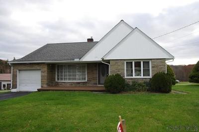 Single Family Home For Sale: 1741 E Pitt St