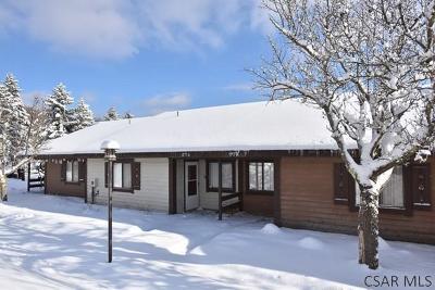 Hidden Valley Condo/Townhouse For Sale: 573 Laurel Court