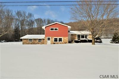 Single Family Home For Sale: 5799 Somerset Pike