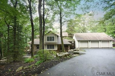 Hidden Valley Single Family Home For Sale: 2307 South Ridge Drive