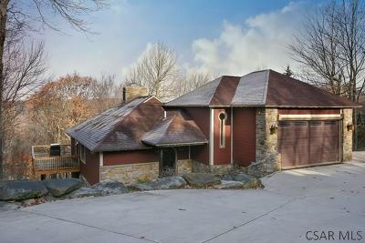 Hidden Valley Single Family Home For Sale: 196 Ridgeview Road