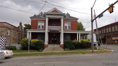 Commercial For Sale: 204 W Main Street