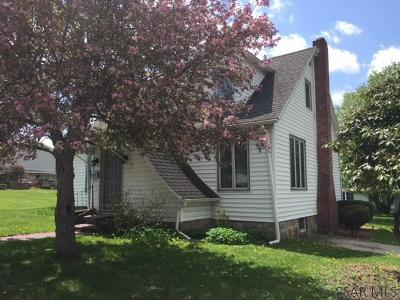 Single Family Home For Sale: 501 Quemahoning Street